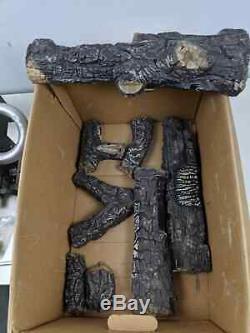 18 Vanguard Vent Free Natural Gas Log Kit BIVFMV18