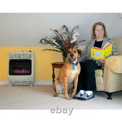 20,000 btu vent free blue flame natural gas heater 20000 f299721 vent-free 20k