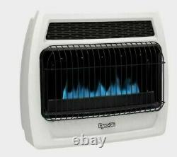 30,000 Btu Dyna-glo Wall Gas / Propane Vent Free Convection Heater Bf30dtl-4