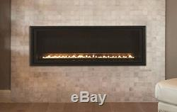 American Hearth Boulevard 48 Linear Vent Free Fireplace Natural Gas