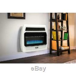 BFSS30NGT-2N Dyna-Glo 30K BTU NG Blue Flame Vent Free T-stat Wall Heater