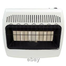 BTU Vent Free Infrared LP Wall Heater off-grid applications with LP gas access