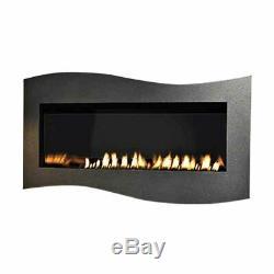 Boulevard MV Contemporary Linear Vent-Free 28k BTU Fireplace NG