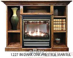 Buck Stove Model 1110 Vent Free Blower Fireplace Gas Stove