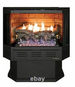 Buck Stove NV-C329B3-NG Thermostatic Vent Free Gas Stove Natural Gas