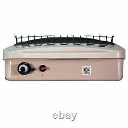 Comfort Glow CGS259 20,000 Btu Blue Flame Dual Fuel Vent Free Wall Heater