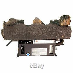 Comfort Glow GLD2456T Propane (LP) or Natural Gas(NG) Vent Free 24 in. Log set