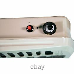 Comfort Glow KWN521 30,000 Btu 5 Plaque Natural Gas Infrared Vent Free Heater
