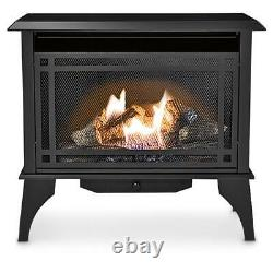 Comfort Glow Monterey Vent-Free Dual Fuel Gas Stove/Free Ship