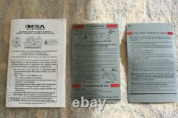 DESA Vent-free Natural Gas Heater Model VUL18NR