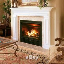 Duluth forge fdf300r Vent-Free Recessed Natural Gas/Propane Fireplace Charlton