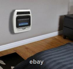 Dyna-Glo 10000 Wall Or Floor Mount Indoor natural gas or propane Ventless Heater