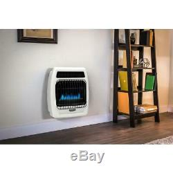 Dyna-Glo 10,000 BTU Blue Flame Vent Free Natural Gas Thermostatic Wall Heater