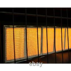Dyna-Glo 12,000 BTU Natural Gas Infrared Vent Free Thermostatic Wall Heater