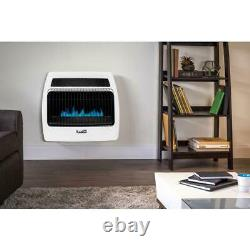 Dyna-Glo 30,000 BTU Blue Flame Vent Free Liquid Propane Thermostatic Wall Heater