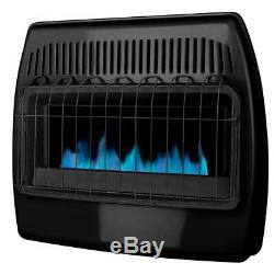 Dyna-Glo 30,000 BTU Blue Flame Vent-Free Thermostatic Garage Heater