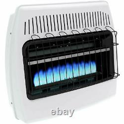 Dyna-Glo BF30NMDG Natural Gas Blue Flame Vent Free Heater, 30,000 BTU