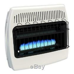 Dyna-Glo Bf30pmdg 30,000 Btu Liquid Propane Vent Free, Wall Heater