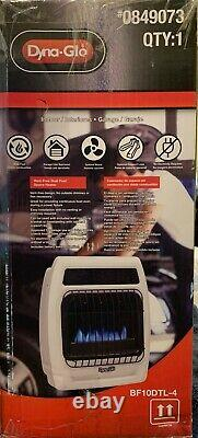 Dyna-Glo Vent Free Space Heater 5k-10K BTUs