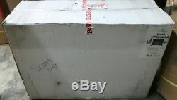 Emberglow Freestanding 25,000 BTU Vent-Free Dual Gas Stove VFS25NLA (WH)