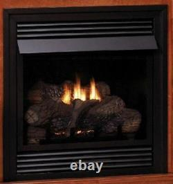 Empire Comfort Systems Vent-Free 24 Intermittent Pilot Control NG Fireplace