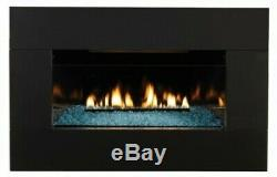 Empire Loft Vent Free Zero Clearance Clean Face Fireplace Small Natural Gas IP