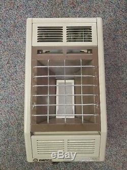Empire SR10TWNAT, Radiant Vent Free Natural Gas Space Heater With Thermostat