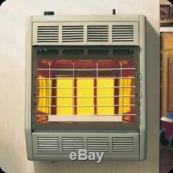 Empire SR18WNAT Vent-Free 18K BTU Infrared Heater NG