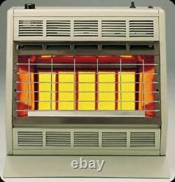 Empire SR30TWNAT Vent-Free Hydraulic Thermostat Infrared Heater -NG