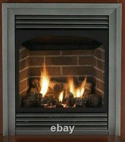 Empire White Mountain Vail Vent Free Fireplace Premium 24 Natural Gas IP