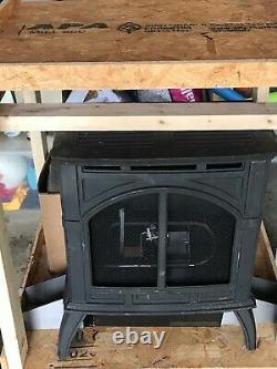Empire vent free gas heater
