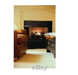 Fireplace Log Vent Free Natural Gas with Thermostatic Control Oakwood Home 24 in