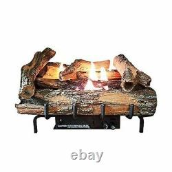 Low Country Timber 18 Vent-Free Log Set with Manual Control NG