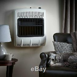 MR. HEATER 20,000 BTU VENT FREE Blue Flame ROOM HEATER Propane