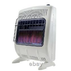 MR HEATER F299720 Mr Heater Blue Flame 20000 BTU Liquid Propane Vent Free heater