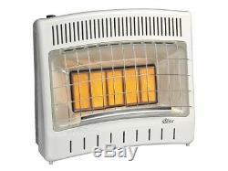 Manual Control 27000 BTU Infrared Radiant LP Gas Vent Free Heater