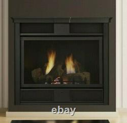 Monessen 32 Symphony Vent Free Gas Fireplace Traditional IPI Natural Gas