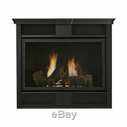 Monessen 32 Vent Free Traditional MV 28K BTU Fireplace System NG
