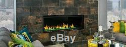 Monessen 42 Artisan Vent Free Gas Fireplace Linear Natural Gas Contemporary