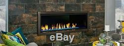 Monessen 60 Artisan Vent Free Gas Fireplace Linear Natural Gas Contemporary