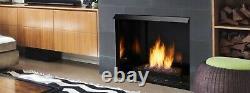 Monessen Lyric Vent Free Gas Burner 30 Contemporary Millivolt Natural Gas