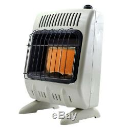 Mr Heater 10,000 BTU Vent Free Radiant Natural Gas Heater F299811 New
