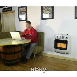 Mr Heater 18,000 BTU Vent Free Radiant Propane Heater F299820 New