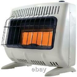 Mr. Heater 18,000 Btu Vent Free Radiant Propane Heater