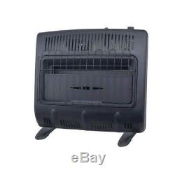 Mr Heater 30000 BTU Vent Free Blue Flame Natural Gas Space Heater (Used)