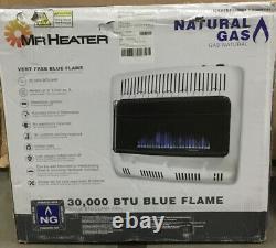 Mr. Heater, 30,000 BTU Vent Free Blue Flame Natural Gas Heater