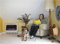 Mr. Heater 30,000 BTU Vent Free Blue Flame Natural Gas Heater MHVFB30NGT