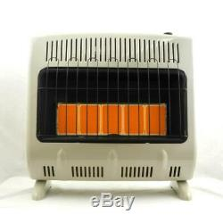 Mr. Heater 30,000 BTU Vent Free Radiant Natural Gas Heater