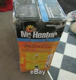 Mr Heater 30,000 BTUs Vent Free Blue Flame Natural Gas Space Heater