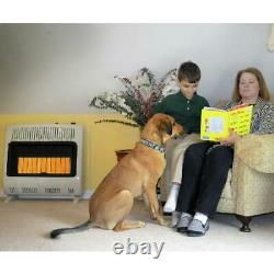 Mr. Heater 30,000 Btu Vent Free Radiant Propane Heater